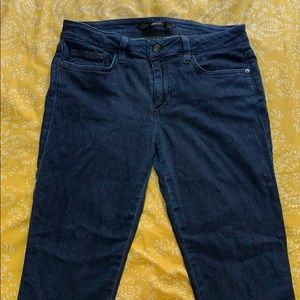 Joe's Jeans Dark Skinny Denim Karen size 29